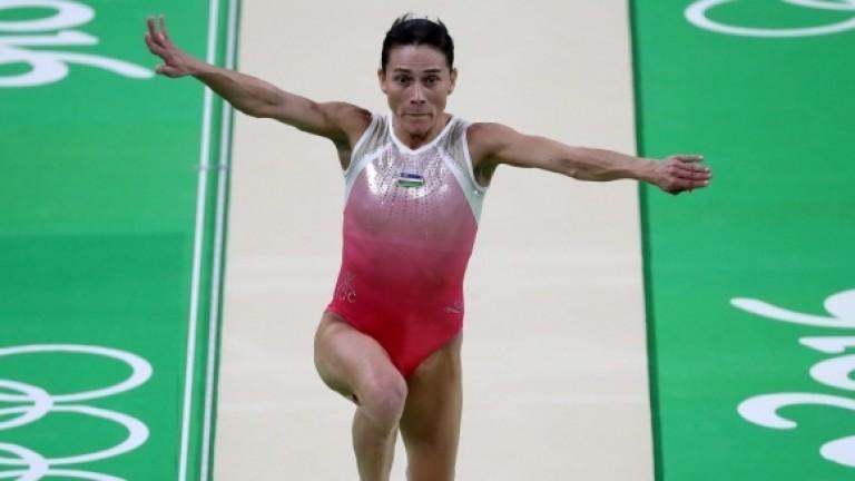 Гимнастичката от Узбекистан Оксана Часовитина се класира за осми път