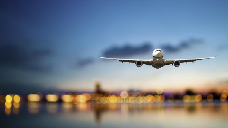 Стачка в Гърция засегна въздушния транспорт