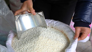 За пръв път в историята Китай разреши внос на ориз от САЩ