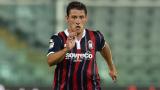 Стана ясно защо Сашо Тонев не игра срещу Милан