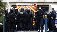 """Двама ранени при нападение със сатър край бившия офис на """"Шарли ебдо"""""""