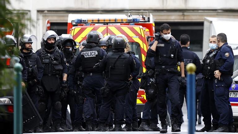 Полицията във Франция нахълта в жилищата на десетки ислямистки екстремисти