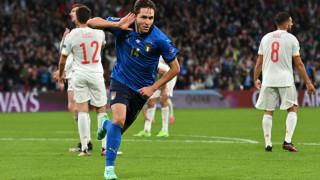 Bella ciao! Италия е на финал след драма с дузпи