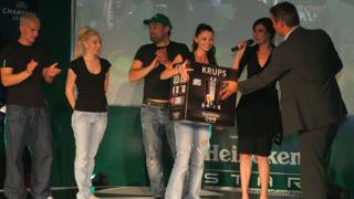 "Моделът Диляна Попова стана ""най-добрият Heineken барман"""