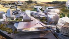 Криптомилиардер прави блокчейн град в пустинята