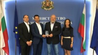 Министър Красен Кралев се срещна с ръководството на Българската асоциация по триатлон