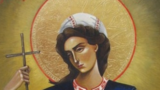 Православната църква почита Св. великомъченица Злата Мъгленска