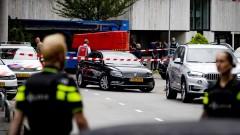 Арестуваха мъж, държал заложник в холандско радио