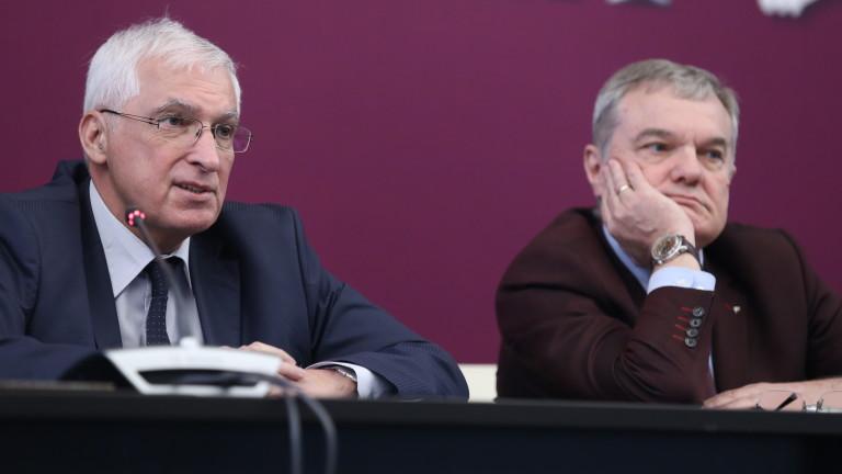 Румен Петков критикува кандидатите на БСП и на ГЕРБ за евровота