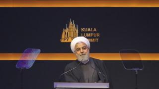 """Иран пришпорва мюсюлманските страни за борба с """"икономическия тероризъм"""" на САЩ"""