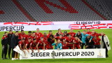 Байерн (Мюнхен) победи Борусия (Дортмунд) и спечели Суперкупата на Германия