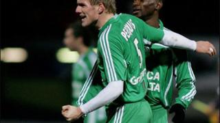Драма в мача между Оксер и Сент Етиен в турнира за Купата на Франция