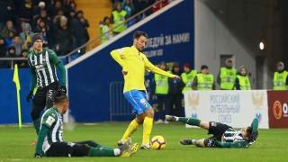 Ивелин Попов с цял мач при победа на Ростов