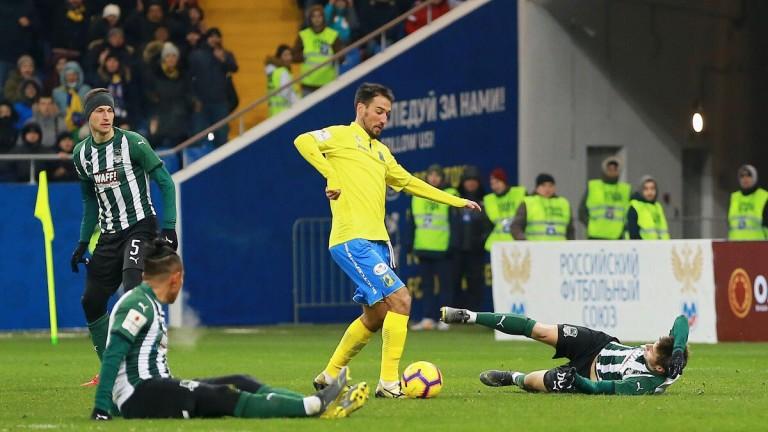 Попето: Мачът с Локомотив (Москва) е специален