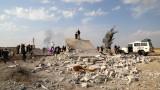Кюрдските бойци и ранените напуснаха обсадения сирийски град Рас ал Айн