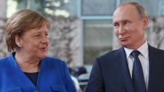 Путин и Меркел обсъдиха ВСВ, историческата памет и пандемията
