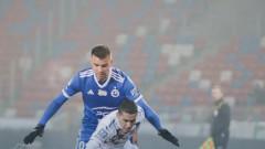 Алекс Колев с първи гол след завръщането си в Стал