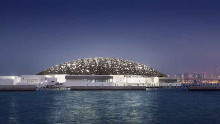 Лувърът на Абу Даби - новото бижу на Близкия Изток