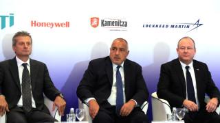 Борисов не подценява президента Радев