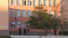 Психолози отиват в Сливенското училище, където бе убита ученичката