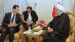 Асад се срещна с Рохани и Аятоллах Али Хаменеи