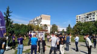 """""""Спаси София"""" питат люлинчани как да променят градинките им"""