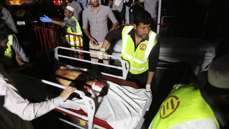 Най-малко 20 души са ранени при взрив на сватба в