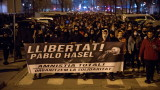 Поредни сблъсъци в Испания заради ареста на рапъра