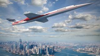 Възраждат Concord – пускат нов цивилен свръхзвуков самолет (СНИМКИ)