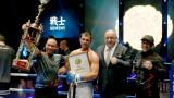 Министър Кралев откри професионалната бойна гала вечер Senshi
