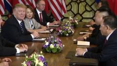 Тръмп готов да продължи преговорите с Ким въпреки възобновената ракетна дейност