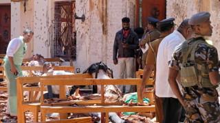262 са жертвите в Шри Ланка