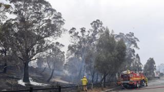 В Австралия пожарите се влошават, навсякъде е минимум 40 градуса