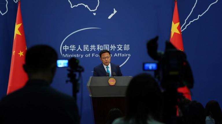 Китай обвини ЕП в груба намеса в делата на Хонконг