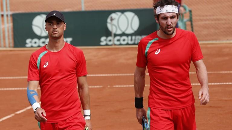 Васко Младенов на полуфиналите на турнира в Тунис