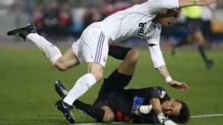 Алмерия спъна Реал (Мадрид)