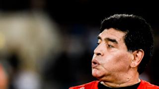 Диего Марадона става посланик на Наполи по света