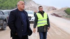 """Борисов очаква 20% ръст на БВП след завършването на АМ """"Хемус"""""""