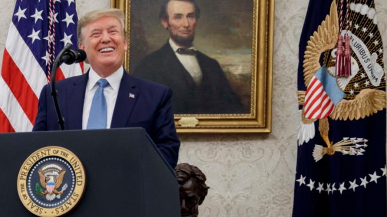 Тръмп нарежда на американските компании да напуснат Китай и да се върнат в САЩ