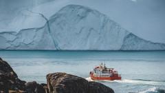 Откриха нов остров под топящия се лед на Антарктика