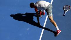 Григор само с ден почивка преди първия си мач на Australian Open