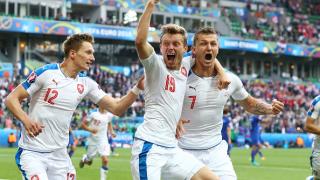 Чехия измъкна трите точки в Азербайджан (ВИДЕО)