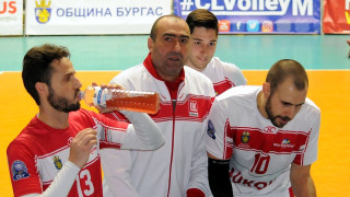 Днес може да стане известен новият шампион на България по волейбол