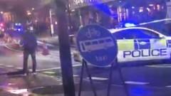 Експлозия разтърси центъра на Бирмингам