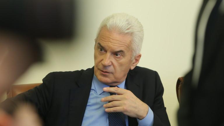 Сидеров отказа НСО да пази жена му