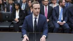 Facebook ще плати глобата, наложена във Великобритания заради Cambridge Analytica