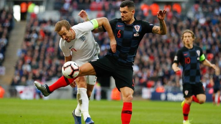 Англия 2 : 1 Хърватия 85′ ГОООООООООООООООООООООЛ!!!2:1!Хари Кейн бележи, засичайки