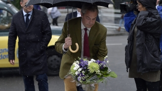 Евродепутат залага 1 млн. евро за оставането на Великобритания в ЕС, предизвика Найджъл Фарадж