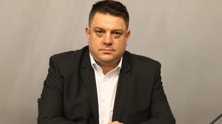Зам.-председателят на НС на БСП оптимист за новото лице на партията