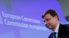 България готова за чакалнята на Еврозоната, отчете Валдес Домбровскис